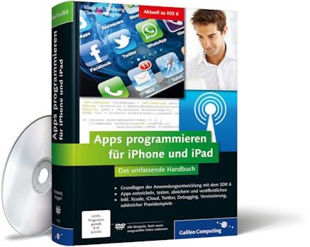 """""""Apps programmieren für iPhone und iPad"""" kostenlos als Openbook"""