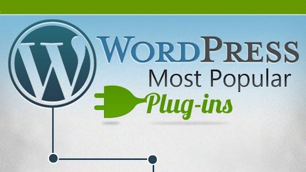 Die 30 beliebtesten WordPress-Plugins [Infografik]