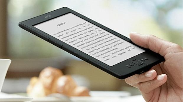 Amazon bietet Kindle WiFi zum Schnäppchenpreis
