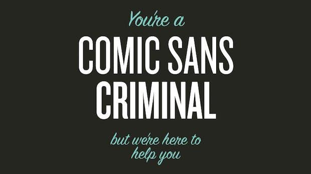 25 freie Fonts, die der Comic Sans den Kampf ansagen
