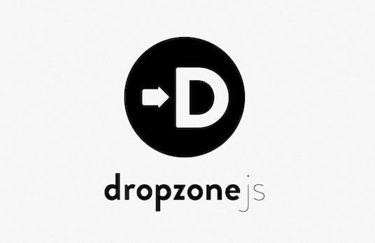 Dropzone.js: Drag&Drop Datei Upload mit Bildvorschau