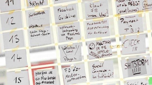 Facebook-Unkonferenz: Gewinne ein Ticket für das fbcamp 2013