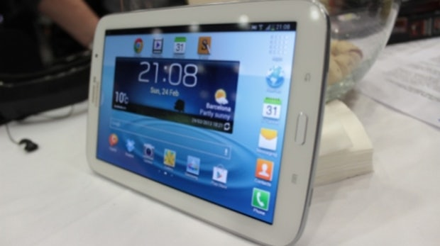 Galaxy Note 8.0: Samsungs neues Tablet im Hands-On [MWC 2013]