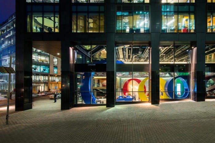 Google Office Dublin: So stylisch arbeitet man im neuen Europa-HQ