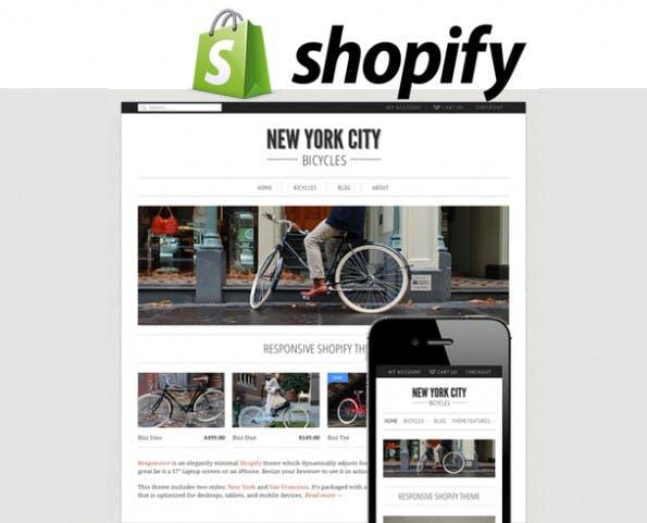 Shopify kann jetzt auch Bitcoin-Zahlungen verarbeiten (Screenshot: Shopify)