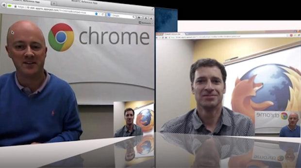 WebRTC: Standard für Video-Chats und VoIP jetzt in Firefox und Chrome demonstriert