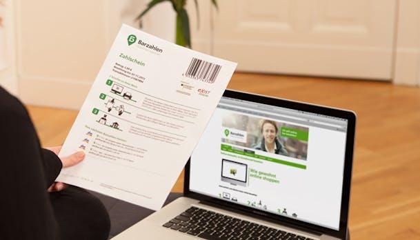 Barzahlen: Einkäufe aus beliebigen Onlineshops im DM-Markt bezahlen