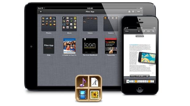 """Files bringt den """"Finder"""" auf dein iOS-Gerät"""