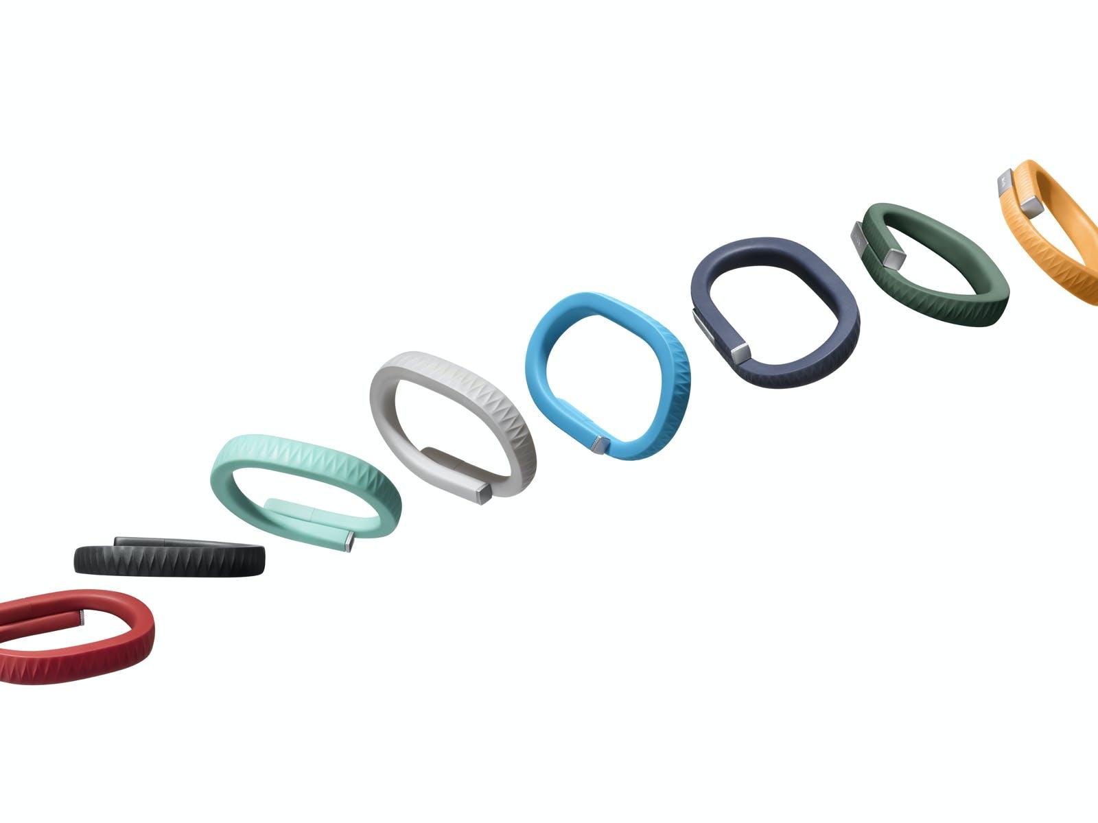 Fitness-Armband Jawbone Up: Deutschland-Start und Android-App