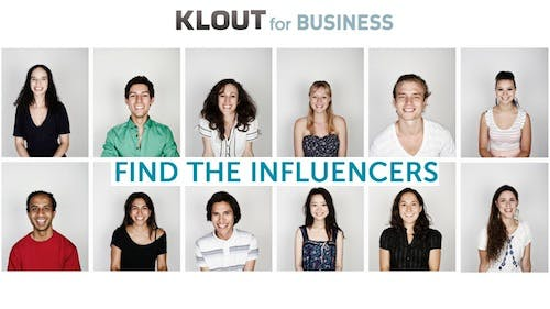 Klout: Social-Media-Ranking erobert den Business-Bereich