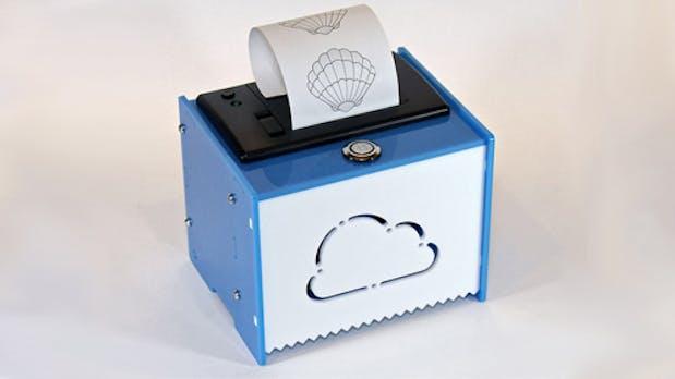 Adafruit: Mini-Internet-Drucker jetzt kabellos mit Raspberry Pi