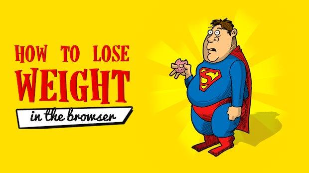Performance: Browser Diet macht Webseiten Beine