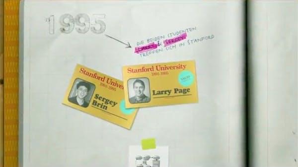 Die Google Story – 17 Jahre in drei Minuten [Video]
