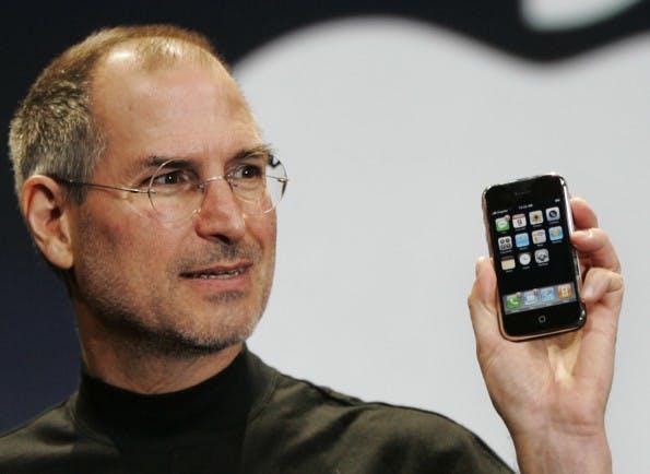 Neben Facebook und Google ist das iPhone die dritte wichtige Erfindung im Technologie-Bereich in den vergangenen 20 Jahren.