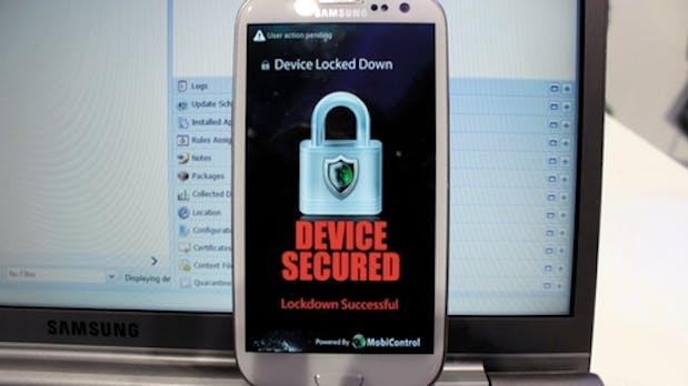 Knox: Samsungs Business-Lösung für Android-Smartphones