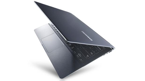 Samsung Serie-9-Ultrabook jetzt mit Full-HD-Display