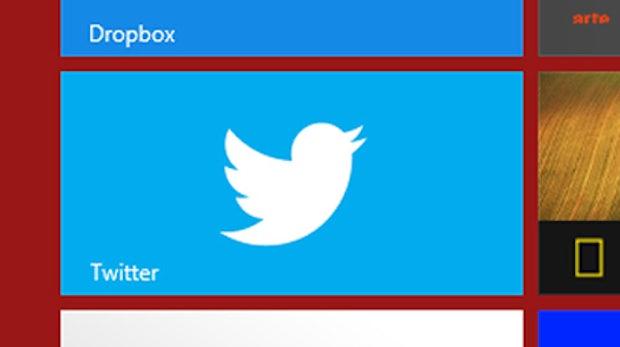 Twitter für Windows 8: App endlich erschienen