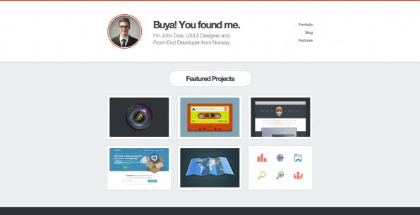 Identify Theme Screenshot