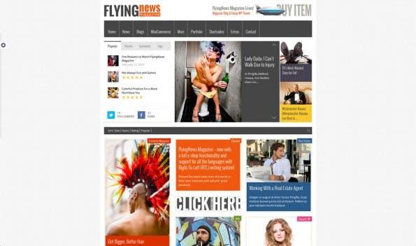 06_wordpress_theme_FLYINGnews