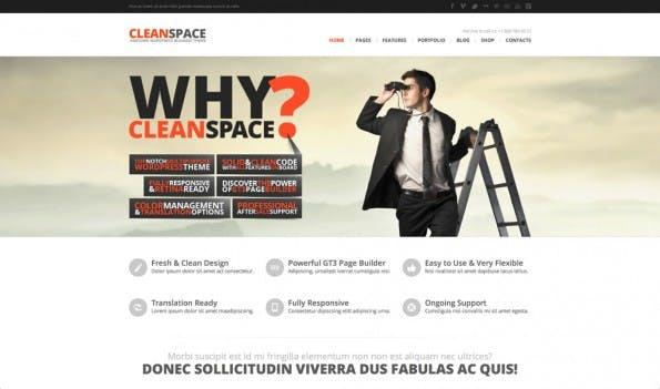 07_wordpress_theme_cleanspace