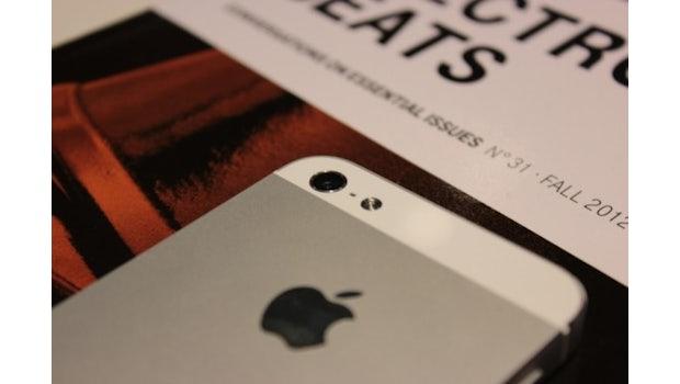 Apples iPhone könnte zu mobilen Zahlungen genutzt werden.