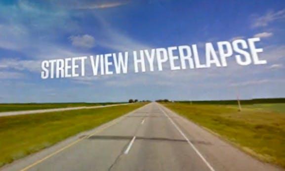 Eigene virtuelle StreetView-Touren mit Hyperlapse erstellen