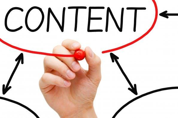 """Onpage-SEO: Nicht ohne Grund dreht sich seit einiger Zeit alle um """"Content"""". (Bildquelle: © Ivelin Radkov - Fotolia.com)"""