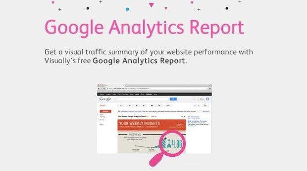 So erstellst du aus Google-Analytics-Daten schicke Infografiken