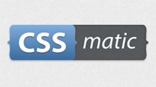 CSS Matic: WYSIWYG-Editor für beliebte CSS-Funktionen wie Farbverläufe und Schatten