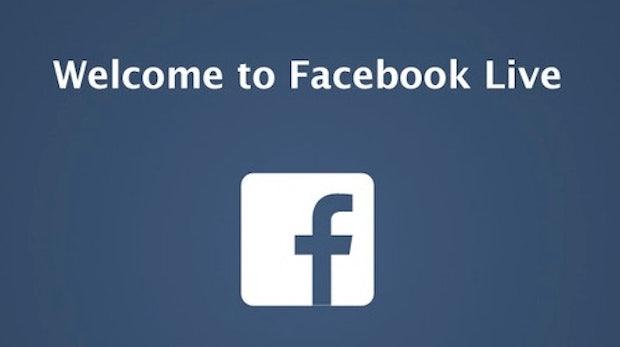 Facebook-Event am 4. April im Livestream verfolgen