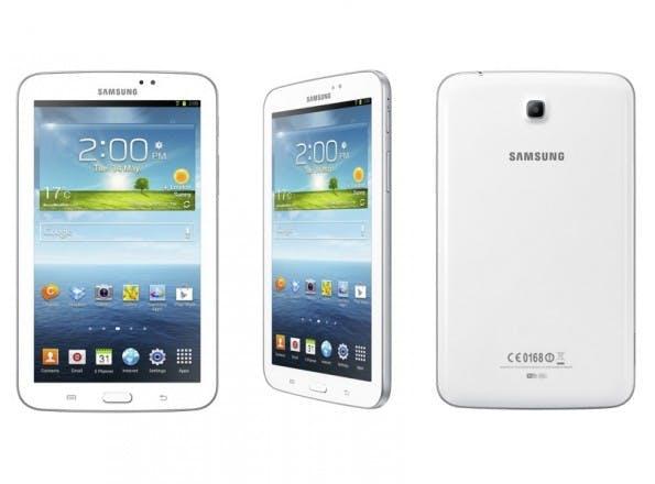Das Galaxy Tab 3 von Samsung kommt im Mai auf den Markt. (Foto: Samsung)