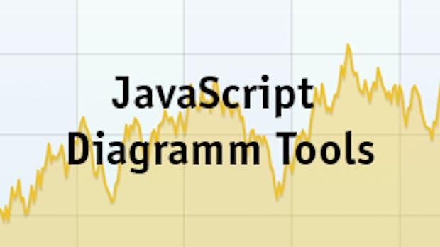 6 Tools für Diagramme in Webseiten und Web-Apps