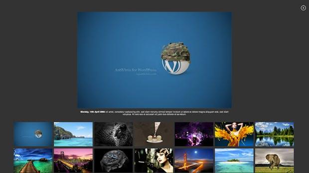 Least: Responsive HTML5-Galerie für deine Webseite