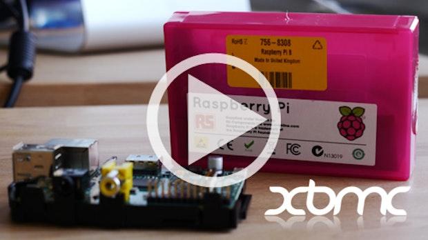 Raspbmc: So baust du einen Mediaplayer für 50 Euro mit Raspberry Pi und XBMC
