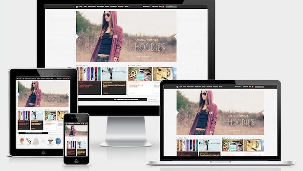 5 Beispiele für Responsive Webdesign im E-Commerce