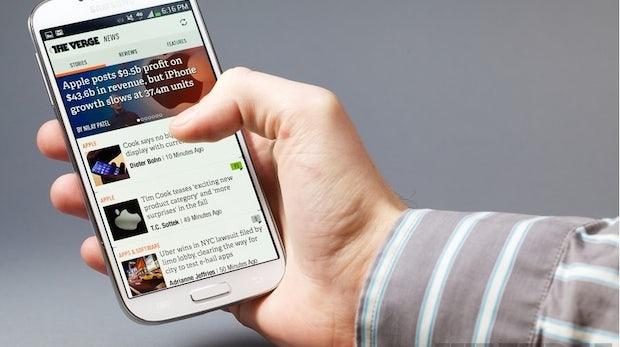 Samsung Galaxy S4 im Test: Das sagen die ersten Reviews zum neuen Topmodell