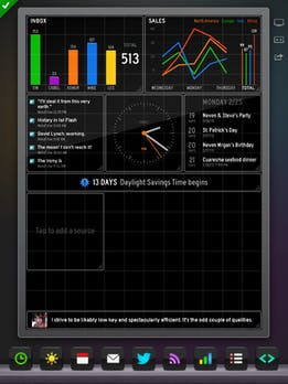 Status Board macht das iPad zum Info-Screen