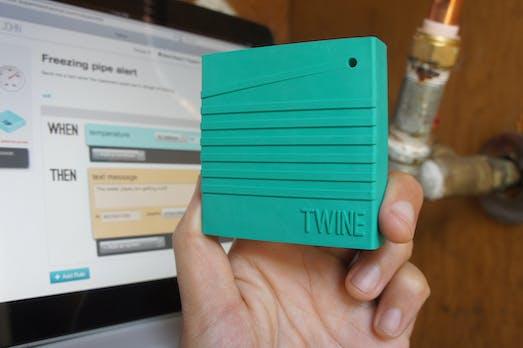 Twine: Universeller WLAN-Sensor lädt zum Basteln ein