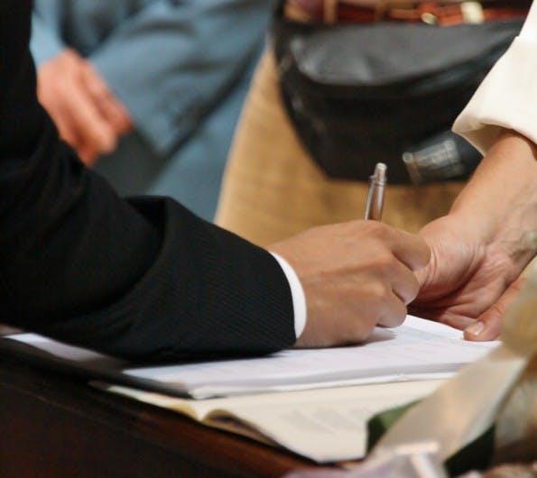 SEPA-Mandate müssen unterschreben werden? #FLICKR#
