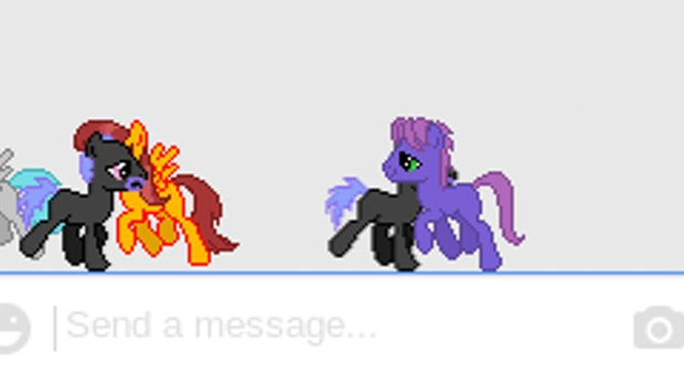 Ponys im Hangout: Eastereggs in Googles Chat