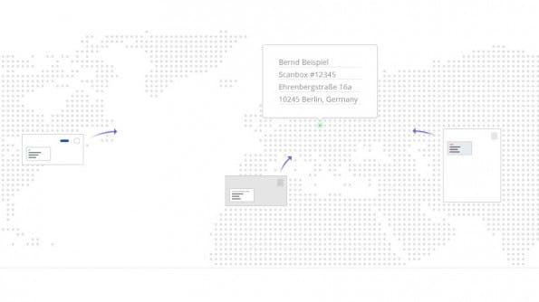 Egal welche Sendung: Datenschutz habe oberste Priorität, versichert Dropscan. (Screenshot: Dropscan.de)