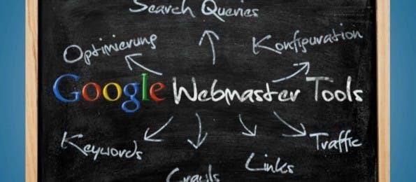 Dieses E-Book legt den Fokus auf die Google Webmaster Tools. (Screenshot: trustagents.de)