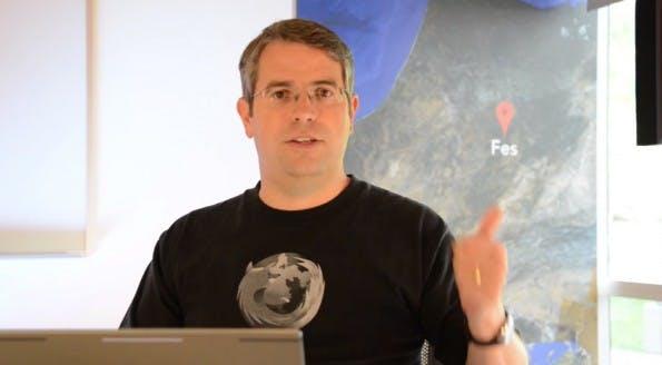 Matt Cutts prognostizierte SEO-Neuerungen für 2013. (Screenshot: YouTube)