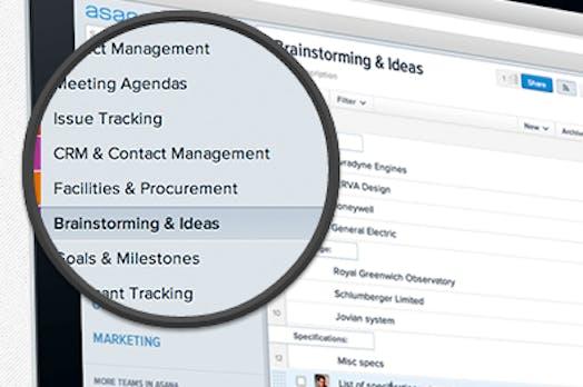 Asana: Die kollaborative Projektmanagement-Software von Startups wie Dropbox und Pinterest