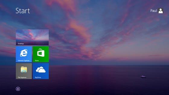 Windows 8.1 Milestone Preview Build