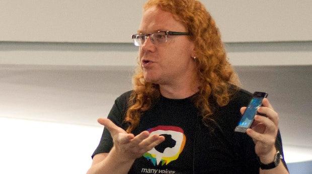 """Interview mit Mozilla-Evangelist Chris Heilmann: """"Mich nervt das geringe Qualitätsbewusstsein im Web"""" [Video]"""