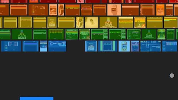 Google Easteregg: Spiel Atari Breakout in der Google Bildersuche