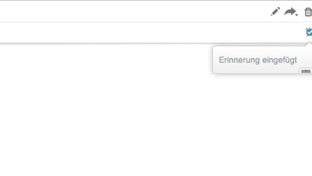 Kleiner Grafik-Bug in Evernotes neuer Funktion. (Screenshot: evernote.com)
