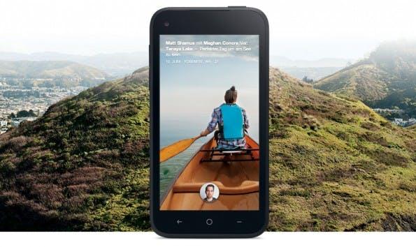 Mit Facebook Home rückt das soziale Netzwerk in den Mittelpunkt der Nutzererfahrung.