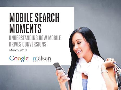 Mobile-Commerce mit hohen Konversionsraten [Studie]